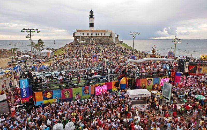Carnaval de Salvador em 2017